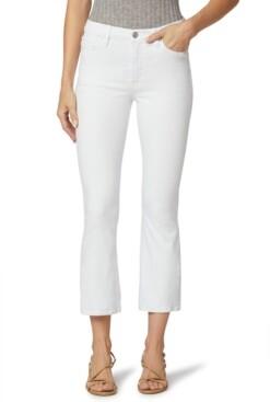 Hudson Barbara Cropped Bootcut Jeans