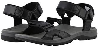 Vionic Leo (Black) Men's Sandals