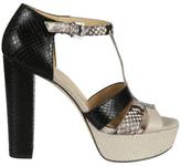 MICHAEL Michael Kors Mercer Platform Sandals