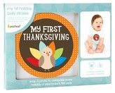 Pearhead Our Baby's First Holiday Belly Stickers