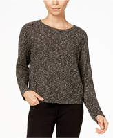 Eileen Fisher Organic Cotton Marled Sweater