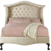 "Haute House Champagne ""Peekaboo"" Queen Bed"