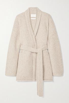LAUREN MANOOGIAN Coto Alpaca-blend Cardigan - Beige
