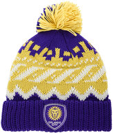 adidas Orlando City SC Sweater Pom Knit Hat