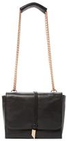 Foley + Corinna Diane Small Leather Shoulder Bag