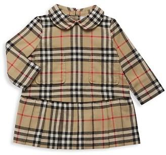 Burberry Baby's & Little Girl's Melanie Archive Plaid Dress