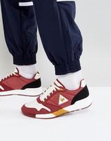 Le Coq Sportif Omega x Techlite Sneakers In Purple 1720070