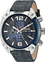 Diesel Men's DZ4374 Overflow Analog Display Quartz Watch