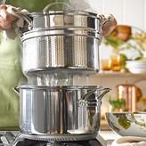 Williams-Sonoma Williams Sonoma Stainless-Steel Rapid Boil Pot