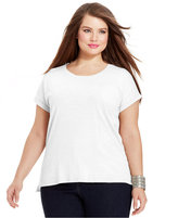 Style&Co. Style & Co. Plus Size Pocket T-Shirt