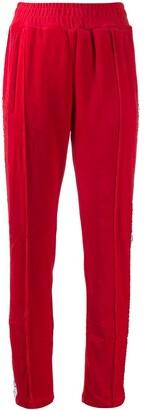 Chiara Ferragni Logomania track trousers
