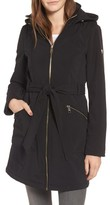 GUESS Women's Soft Shell Trench Coat