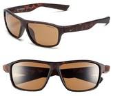 Nike Women's 59Mm 'Premier 6.0' Performance Sunglasses - Black/ Volt