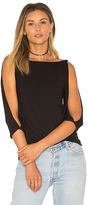 Bailey 44 Bowline Top in Black. - size M (also in S)