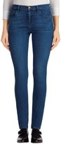 J Brand Mid-Rise Skinny Jean In Connection