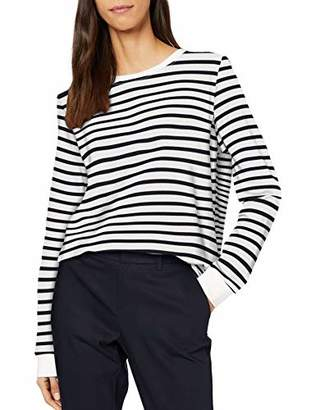S'Oliver Women's 14.001.31.6981 Long Sleeve Top,12 (Size: )