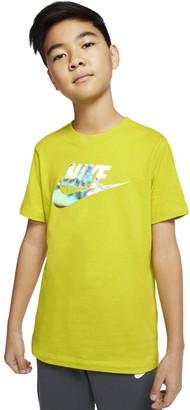 Nike Boys 8-20 Futura Tee