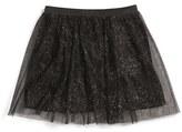 Ten Sixty Sherman Toddler Girl's Rainbow Glitter Skirt
