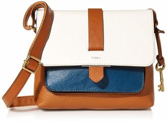 Fossil Women's Kinley Fabric Small Crossbody Handbag