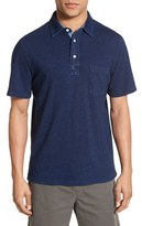 Faherty Regular Fit Polo