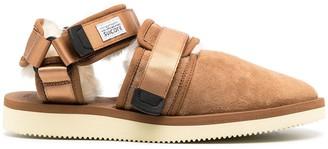 Suicoke Shearling Lining Sandals