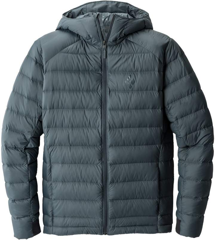 Black Diamond Cold Forge Hooded Down Jacket - Men's