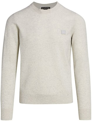 Acne Studios Kalon Face Wool Sweater