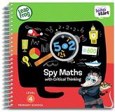 Leapfrog LeapStart Year 1 Activity Book: Spy Maths