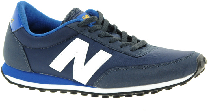 New Balance 410 Navy Sneakers