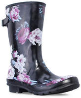London Fog Hadley Floral Rubber Rainboot