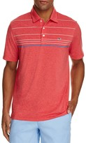 Vineyard Vines Simsbury Stripe Regular Fit Polo Shirt