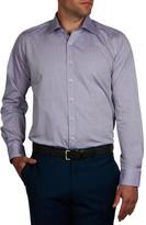 Geoffrey Beene Del Posto Spot Print Slim Fit Shirt