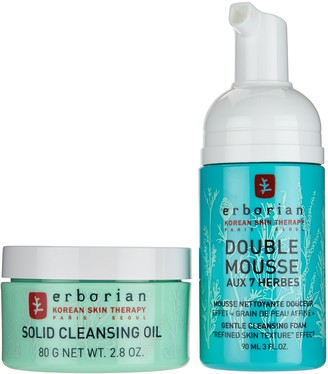 Erborian 7-herbs Double Cleansing Ritual