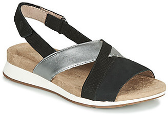 Hush Puppies PADDY women's Sandals in Black