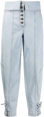 Ulla Johnson Kingston cropped jeans
