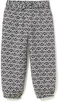 Old Navy Printed Soft Pants for Toddler