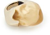 Alexis Bittar Domed Liquid Silk Cocktail Ring