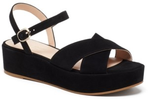 Kate Spade Women's Bunton Wedge Sandals