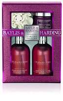 Baylis & Harding Midnight Fig and Pomegranate Benefit Set