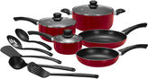 JCPenney Cooks 13-pc. Essential Aluminum Nonstick Cookware Set