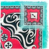 Mary Katrantzou large Gaia print scarf - women - Modal/Cashmere - One Size