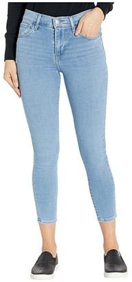 Levi's(r) Womens 720 High-Rise Super Skinny Crop (Indie Disco) Women's Jeans