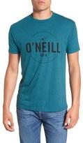 O'Neill Men's Agent Logo Graphic T-Shirt