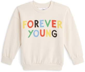 Mini Rodini Forever Young Print Sweatshirt