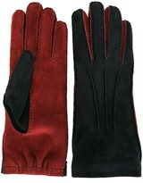 Marni two-tone gloves - women - Cashmere/Virgin Wool/Goat Suede - 7.5