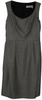 Saint Laurent Gray Dress