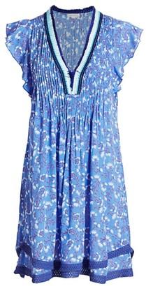 Poupette St Barth Sasha Floral Dress