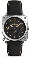 Bell & Ross Brs Steel Heritage Watch, 39mm