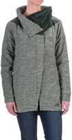 The North Face Long Pseudio Jacket (For Women)
