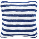 Sheridan Baby Saxby Knitted Stripe Cushion